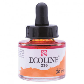 TALENS ECOLINE 30 ml          N. 236 LIGHT ORANGE