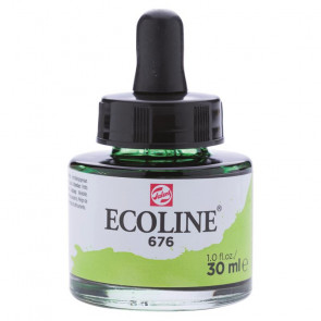 TALENS ECOLINE 30 ml          N. 676 GRASS GREEN