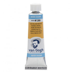 ACQUERELLO VAN GOGH TUBO 10 ml 269 AZO YELLOW MEDIUM