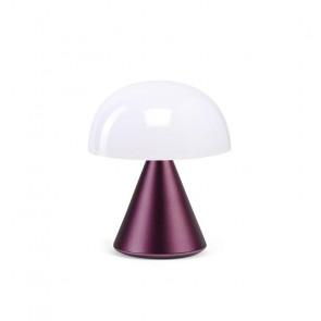 LEXON MINA MINI LAMPADA LED   METAL BORDEAUX