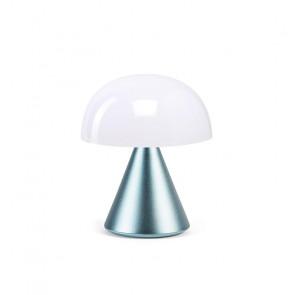 LEXON MINA MINI LAMPADA LED   METAL LIGHT BLUE