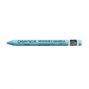 PASTELLO CARAN D'ACHE NEOCOLOR II 171 TURQUOISE BLUE