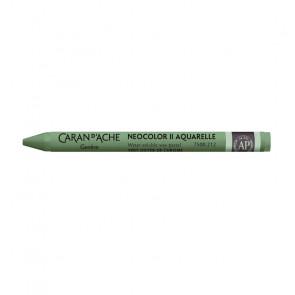 PASTELLO CARAN D'ACHE NEOCOLOR II 212 CHROMIUM OXYDE GREEN