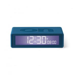 LEXON FLIP + SVEGLIA LCD RADIOCONTROLLATA RUBBER DUCK BLUE