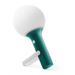 LEXON BOLLA LAMPADA LED RICARICABILE GREEN