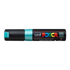 UNIPOSCA SCALPELLO PC-8K 8.0mm COLORE VERDE METALLICO M6