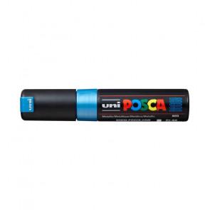 UNIPOSCA SCALPELLO PC-8K 8.0mm COLORE BLU METALLICO M33