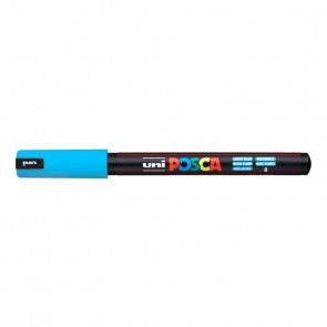 UNIPOSCA PENNA PC-1MR/MD 0.7mm COLORE AZZURRO 8