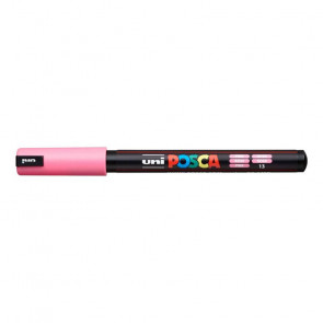 UNIPOSCA PENNA PC-1MR/MD 0.7mm COLORE ROSA 13