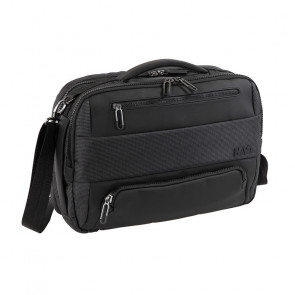 ZAINO NAVA GATE BRIEF/BACKPACK BLACK