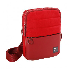 BORSA NAVA SLIM BAG PASSENGER RED