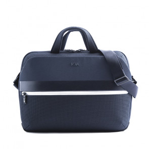 BORSA NAVA AERO BRIEFCASE SLIM NIGHT BLUE