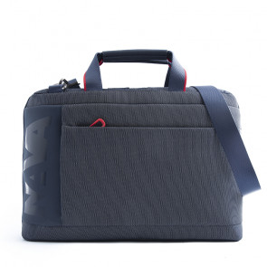 NAVA CROSS BRIEFCASE          N.BLUE/RED