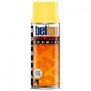 MOLOTOW PREMIUM BELTON 400 ml 002 ZINC YELLOW