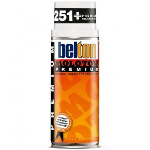 MOLOTOW PREMIUM BELTON 400 ml COLORE 231 SIGNAL WHITE