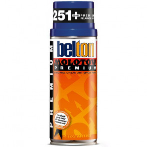 MOLOTOW PREMIUM BELTON 400 ml COLORE 102 NAVY BLUE