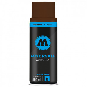 MOLOTOW COVERSALL 400 ml      152 CHOCOLATE BROWN