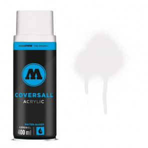MOLOTOW COVERSALL 400 ml      160 SIGNAL WHITE