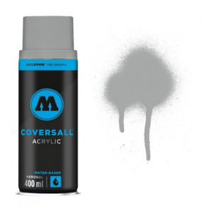 MOLOTOW COVERSALL 400 ml      178 GREY BLUE MIDDLE