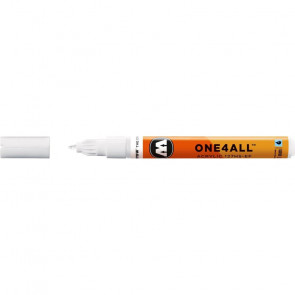 MOLOTOW MARKER 127HS PUNTA 1mm 160 SIGNAL WHITE