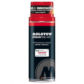 MOLOTOW SPRAY 400 ml N. 013   TRAFFIC RED