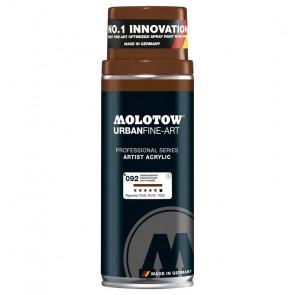 MOLOTOW SPRAY 400 ml N. 092   HAZELNUT BROWN