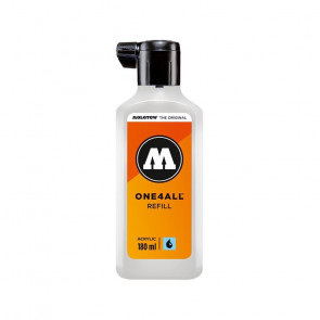 INCHIOSTRO MOLOTOW ONE4ALL 180 ml N. 160 SIGNAL WHITE