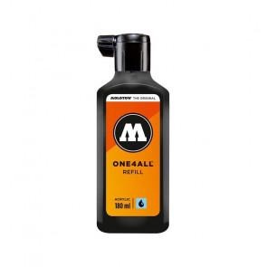 INCHIOSTRO MOLOTOW ONE4ALL 180 ml N. 180 SIGNAL BLACK