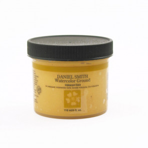 WATERCOLOR GROUND DANIEL SMITH 118 ml - IRIDESCENT GOLD
