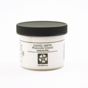 WATERCOLOR GROUND DANIEL SMITH 118 ml - PEARLESCENT WHITE