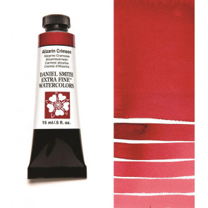 ACQUERELLO DANIEL SMITH 15ml  S1 ALIZARIN CRIMSON