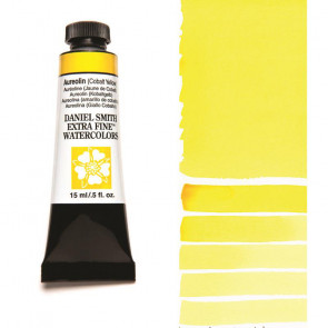 ACQUERELLO DANIEL SMITH 15ml  S3 AUREOLIN (COBALT YELLOW)