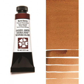 ACQUERELLO DANIEL SMITH 15ml  S1 BURNT SIENNA