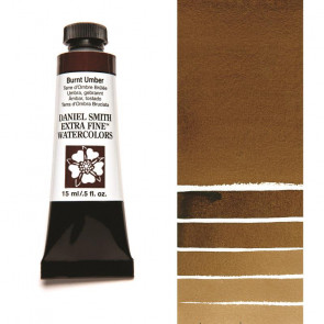 ACQUERELLO DANIEL SMITH 15ml  S1 BURNT UMBER