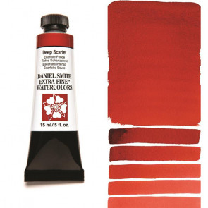 ACQUERELLO DANIEL SMITH 15ml  S1 DEEP SCARLET