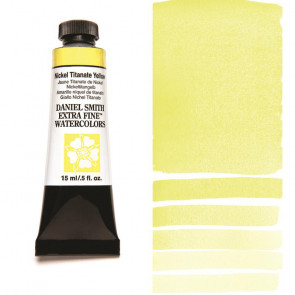 ACQUERELLO DANIEL SMITH 15ml  S1 NICKEL TITANATE YELLOW