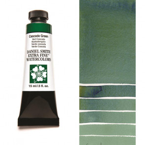 ACQUERELLO DANIEL SMITH 15ml  S1 CASCADE GREEN