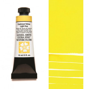 ACQUERELLO DANIEL SMITH 15ml  S3 CADMIUM YELLOW LIGHT HUE