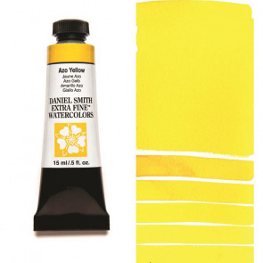 ACQUERELLO DANIEL SMITH 15ml  S3 AZO YELLOW