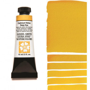ACQUERELLO DANIEL SMITH 15ml  S3 CADMIUM YELLOW DEEP HUE