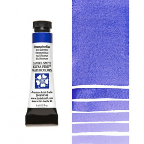 ACQUERELLO DANIEL SMITH 5ml S1 ULTRAMARINE BLUE