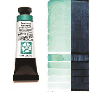 ACQUERELLO DANIEL SMITH 15ml  S1 DUOCHROME AQUAMARINE