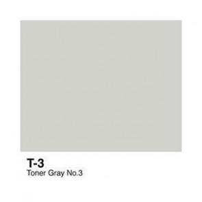INCHIOSTRO VARIOUS COPIC T3   TONER GRAY 3