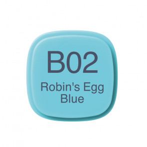 PENNARELLO COPIC MARKER B02   ROBINS EGG BLUE