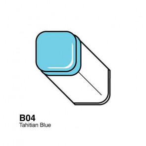 PENNARELLO COPIC MARKER B04   TAHITIAN BLUE