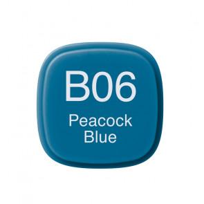 PENNARELLO COPIC MARKER B06   PEACOCK BLUE