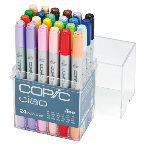 PENNARELLI COPIC CIAO SET DA  24 COLORI