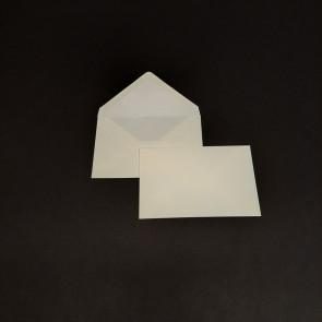 BUSTA DA LETTERA BIZET AVORIO 9X14 cm 100 g/m²