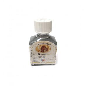 VERNICE METALLICA A SOLVENTE  75 ml ARGENTO