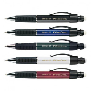 PORTAMINA FABER CASTELL GRIP PLUS PER MINE 0.7 mm